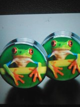 frog plugs body jewelry in Camp Lejeune, North Carolina