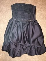 black evening dress in Plainfield, Illinois