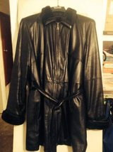 wilsons leather women's jacket Black in Biloxi, Mississippi