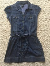 Girls Denim Dress-Youth 7/8 in Chicago, Illinois