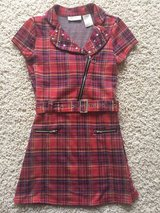 Girls Plaid Dress-Size 10/12 in Chicago, Illinois