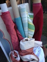 Miscellaneous fabric and window treatments in Beaufort, South Carolina