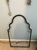 Very cool black metal frame for project/ decor in Bartlett, Illinois