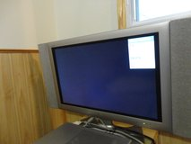 Sharp  30'' LCD 720P TV , Made in Japan, Powerful Sound ,with remote control, receiver in Bolingbrook, Illinois