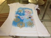 Frozen Elsa tee new with tags in New Lenox, Illinois