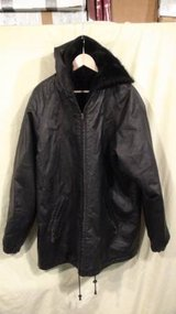 XL Leather Coat/Jacket, -Alamo Uomo in Plainfield, Illinois