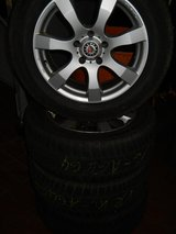 4x Aloyedrims BMW (for X3 with tires 225/60R17) in Baumholder, GE