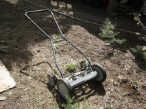 push lawn mower in Ruidoso, New Mexico