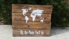 Oh, the places you'll go! in Houston, Texas