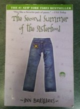 Brand New ~ Hard Cover The Sisterhood of the Traveling Pants The Second Summer of the Sisterhood in Plainfield, Illinois