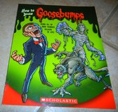 How to Draw Goosebumps Book ~ Out of Print! Hard to Find in Kingwood, Texas