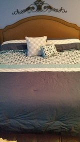 King comforter set cotton parker loft in Elgin, Illinois