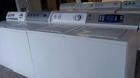 Name brand washers in Houston, Texas
