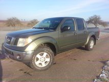 2005 Nissan Frontier 4X4 in Spangdahlem, Germany