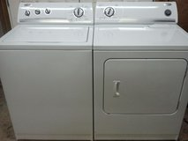 Whirlpool washer and dryer in Houston, Texas