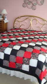 Handmade Queen size quilt in DeKalb, Illinois