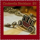CINDERELLA NECKLACE in Fort Benning, Georgia