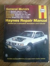 Haynes GM manual in Camp Lejeune, North Carolina