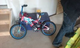 spiderman bike in Fort Carson, Colorado