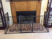 Kidco Auto Close Hearth Gate - Black in Fort Campbell, Kentucky