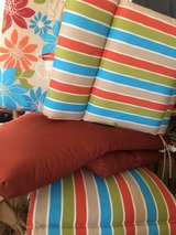 Brand new 3 pair chaise cushions in Fairfield, California
