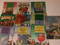 Collection Brand New educational financial comics for kids 2 sets in Morris, Illinois
