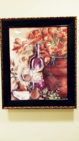 Wall Art Wine and grapes Decor in Bolingbrook, Illinois