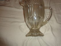 Pure 100% lead crystal pitcher in Fort Bragg, North Carolina