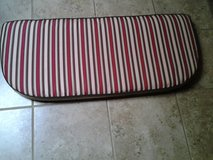 *NEW* Reversible Patio Bench Cushion in Eglin AFB, Florida