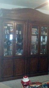 China cabinet in Baytown, Texas