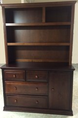 baby/kids dresser and hutch in Houston, Texas