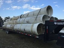 Plastic Pipe Culverts in Conroe, Texas