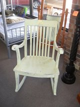 Green Rocking Chair (999) in Camp Lejeune, North Carolina
