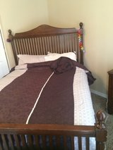 Queen size bed in Fort Leonard Wood, Missouri