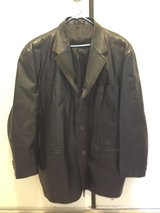Men's Leather Jacket in Travis AFB, California