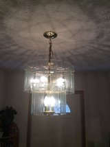 Chandelier light in Fort Leonard Wood, Missouri