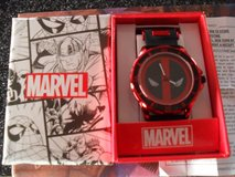 Deadpool watch....new in Travis AFB, California