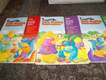 Set of 3 Early Reading Intervention Study Activity books in Fort Bragg, North Carolina