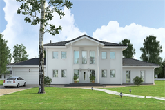 237 sq. meter Stadt Villa planned for Spangdahlem in Spangdahlem, Germany