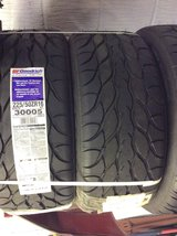 (REDUCED AGAIN) 2 x BFGoodrich g-Force T/A KDW Tires (NEW) in Lakenheath, UK