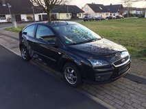 2005 FORD Focus II 3dr Coupe 5speed,  A/C, Sony Premium Sound, vry clean, 65k mls in Ramstein, Germany