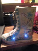 Boots with light / Size 32 in Ramstein, Germany