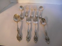 1881 Rogers Oneida Silver Plate Flatware 8 pieces Very good in Phoenix, Arizona