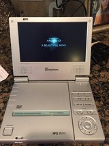 Portable DVD Player in Kingwood, Texas