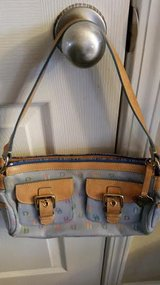 Dooney & Bourke Blue Multi-Color Purse in Fort Campbell, Kentucky