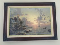 Thomas Kinkade Sea of Tranquility 24x36 signed & numbered in Houston, Texas