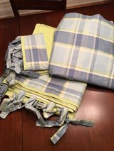 Handmade Curtains & Crib Skirt for Nursery- HIGH QUALITY in Cherry Point, North Carolina