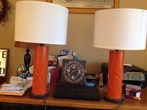 Two living room lamps in Fort Knox, Kentucky
