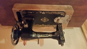 Antique Singer Sewing Machine and Table in Conroe, Texas