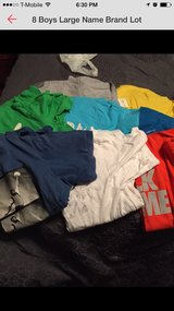 Boys size Large name brand lot in Belleville, Illinois